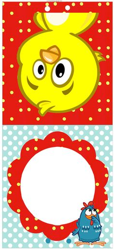 Casinha de Criança: Kit Festa Galinha Pintadinha Para Imprimir (Grátis)
