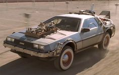DeLorean DMC-12  'Back To The Future III'