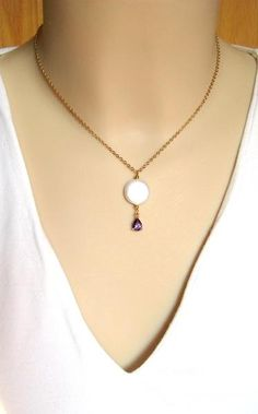 Freshwater Coin Pearl Necklace handmade italian jewelry Jewelry