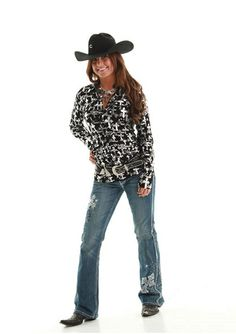 d4da418f8c Cowgirl Tuff Ladies UnBELIEVEABLE Jeans
