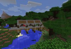 long bridge build idea Small Elegant Bridge - Screenshots - Show Your Creation - Minecraft Forum - Minecraft Forum