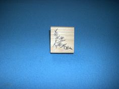 """Botanical """"Flowers & Branches"""" RARE Corner Rubber by Stamp Affair Maine Street  #StampAffair"""