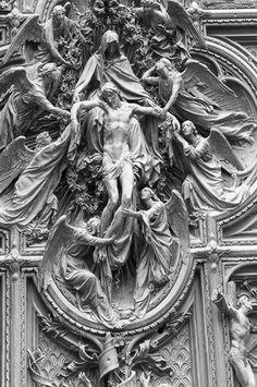 Cathedral door
