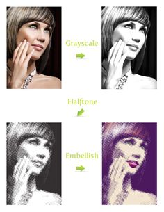 Creating Halftone Effects http://vectips.com/tutorials/creating-halftone-effects/#