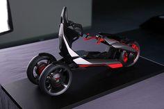 Audi Nexus - Concept Vehicle by Marco Wilhelm » Yanko Design