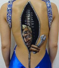 These Shockingly Hyper-Real Tattoos Are Mind-Blowing 2 - https://www.facebook.com/diplyofficial