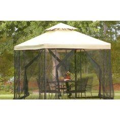 How to Make a Cheap Outdoor Canopy | eHow.com