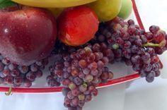 A saude : Uva, Maçã, Castanha de Caju e Alimentos Roxos caus...
