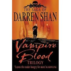 This trilogy comprises of 'Cirque Du Freak', 'The Vampire's Assistant' and 'Tunnels of Blood'.