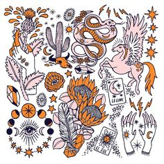 drawings of people Tattoo Drawings, Body Art Tattoos, Art Drawings, Arabic Tattoos, Sleeve Tattoos, Desenho Tattoo, Flash Art, Grafik Design, Zentangle