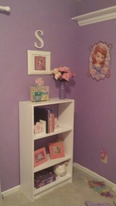 Sofia the First room kids room
