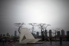 The Permanent Memorial to Honor the Victims of Slavery and the Transatlantic Slave Trade, in New York City, acknowledges a tragic chapter in the nation's history. Some have argued that reparations for slavery would help heal long-festering racial strife.
