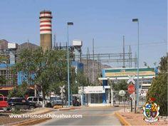 En 1979 fue construido en Samalayuca, una termoeléctrica que proporciona electricidad a toda la zona norte del estado de Chihuahua, en 1995 fue construida una segunda termoeléctrica para dar servicio por el alto crecimiento, y en 1998 fue construido Cementos de Chihuahua, constituyéndose como el principal motor económico de la población. #visitaciudadjuárez