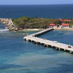 Welcome to Labadee. Pristine beaches, breathtaking scenery, and thrilling water activities await you.