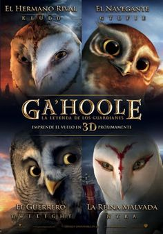 Guardians of GA Hoole Twilight Warrior Cats, Dreamworks, Disney Pixar, Guardians Of Ga'hoole, Love Machine, Childhood Movies, Movies Showing, Tolkien, Favorite Tv Shows