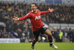 Chicharito...one of my favorite soccer players