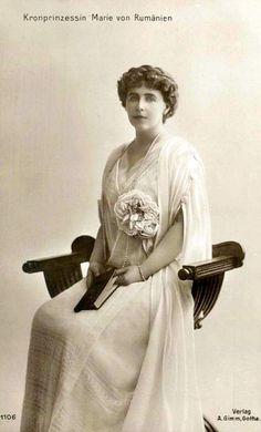 Königin Marie von Rumänien, Queen of Romania