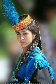 Beauty of Kalash, Kalash Valley, Chitral, Pakistan