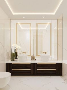 Bathroom decor for your master bathroom renovation. Discover master bathroom organization, bathroom decor tips, master bathroom tile suggestions, bathroom paint colors, and more. Bathroom Interior, Bathroom Decor, Interior, Beautiful Bathrooms, Elegant Bathroom, Luxury Bathroom, Bathroom Interior Design, House Interior, Bathroom Design