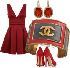 Perfect for holiday season! #Charlotteolympia #Chanel #Mercedeschloe #ireneneurwrith #diamonds #daphne #wine #pleated #Holidays #winter #christmas #red #fashion #style #nyc #datenight #romantic #vogue #leather #cuff #vintage #monroe