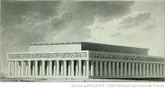 Tombeau d'Hercule/Étienne-Louis Boullée