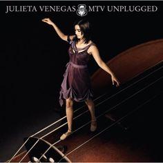 Julieta Venegas MTV Unplugged portada