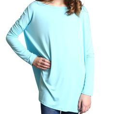 Limpet Shell Piko Kids Long Sleeve Top