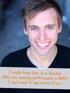 Starkid confessions | Twisted