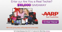 Win Daily Tech Prizes or $10,000