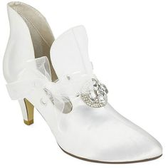 Victorian Wedding shoes