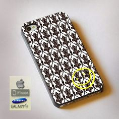 "Sherlock Holmers Smile Damask Pattern Print On Hard Plastic For iPhone 4/4s, Black Case  This case is available for: iPhone 4/4S iPhone 5/5S iPhone 6 4.7"" screen Samsung Galaxy S4 Samsung Galaxy S5 iP"