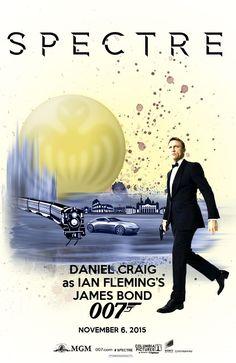 Daniel Craig as Ian Fleming Bond . Spectre Movie, James Bond 007 Spectre, James Bond Suit, Bond Suits, Spectre 2015, James Bond Movie Posters, James Bond Books, James Bond Movies, Gentlemans Club