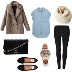 winter fashion @Senem An
