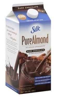 Silk Dark Chocolate Almond Milk #YocumFavorite