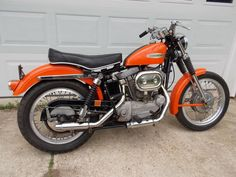 Harley-Davidson Sportster XLCH - 1968