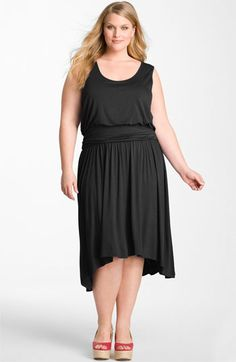 Just bought this at Nordstrom!!! Extremely comfortable and flattering! From Bobeau.