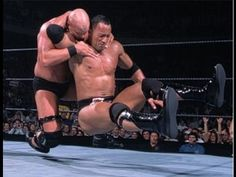 Stone Cold vs The Rock I Wrestlmania 17 I Disqualification Match Part 1