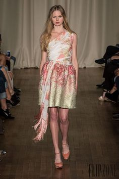 Marchesa Spring-summer 2015 - Ready-to-Wear