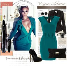 """""""Beyonce Style."""" by guoda148 ❤ liked on Polyvore"""