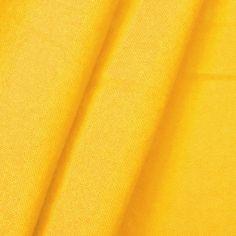 Das schreit nach guter Laune: Canvas Stoff in gelb
