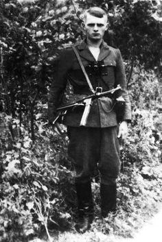 """Lech Borszewski """"Zgrzyt""""."""