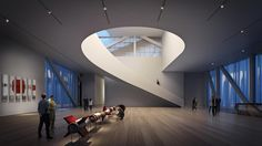 Beirut Museum of Arts competition / LEFT Architects