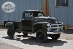 1955 Chevrolet PICK UP NAPCO 4x4 pick up truck Golden, CO 4