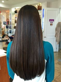 Love all related with hair. Haircuts Straight Hair, Long Hair Cuts, Straight Wigs, Short Hairstyles, Long Black Hair, Hair Color For Black Hair, Beautiful Long Hair, Gorgeous Hair, Silky Smooth Hair