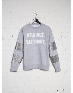 O'Rèn Sweater Belgique Belchique- www.renstore.bigcartel.com