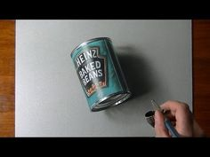 Marcello Barenghi - Watch this guy draw shockingly photorealistic everyday objects.