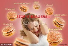 Stop it burger