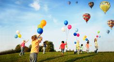 This article suggests 9 fun activities that can fill a whole day with kids. Targeted to make new family memories, try these ideas to start a tradition or just have some fun. Happy Children's Day, Happy Kids, Happy Sunday, International Children's Day, Child Teaching, Language Development, Summer Activities For Kids, Preschool Activities, Grandparents Day