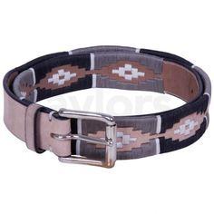 HV Polo Gaucho Leather Belt Kit/ Black