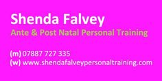 Ante Natal Personal Training with Shenda Falvey in Greenwich - Antenatal Classes - Netmums